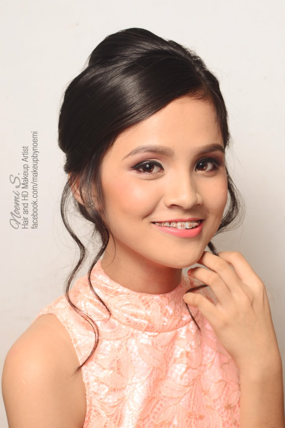 prom makeup, spring makeup, hair and makeup antipolo, antipolo makeup artist, hmua antipolo