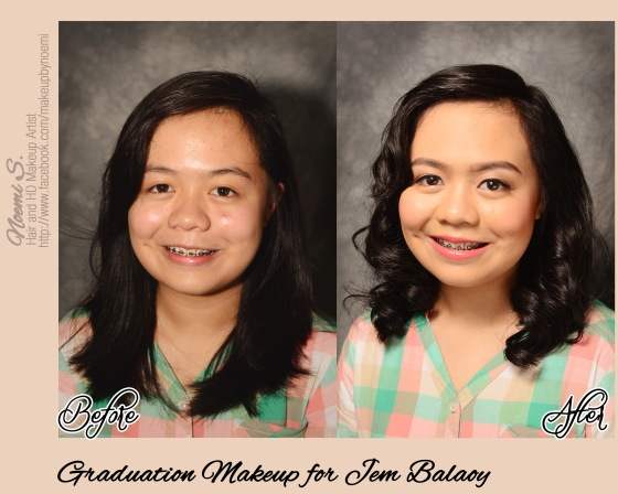 graduation makeup, natural look, natural makeup, antipolo makeup artist, hair and makeup antipolo, hair and makeup rizal, rizal makeup artist