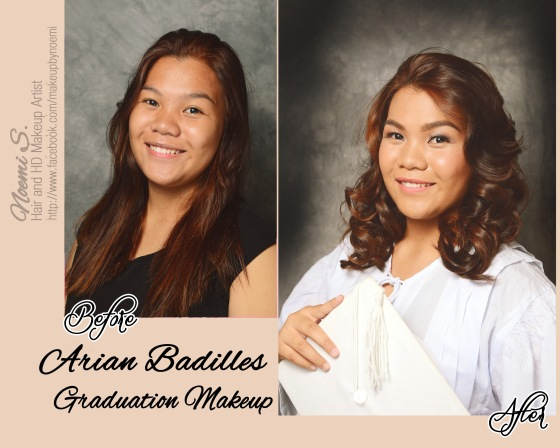 hair and makeup antipolo, makeup artist antipolo, airbrush makeup, airbrush makeup antipolo, RCMA makeup, hmua antipolo, grad pictorial, graduation makeup, graduation photo, graduation photo makeup